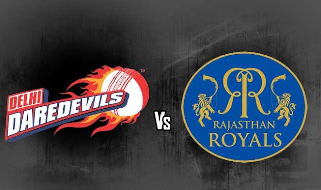 DD vs RR Dream11 Predictions & Betting Tips, IPL 2018 Today Match Predictions