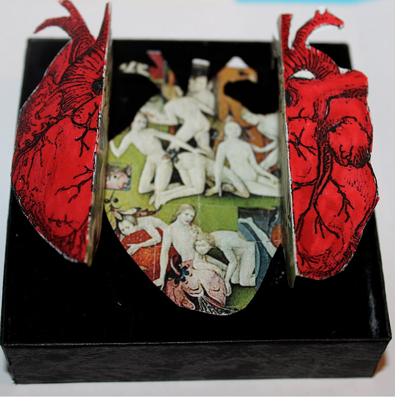 Anatomically Correct Chocolate Heart Uk