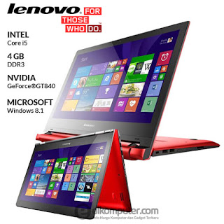 Harga Laptop Lenovo IdeaPad Flex 2-14 3291