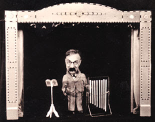 Ernest Elliot - early Humanette performer