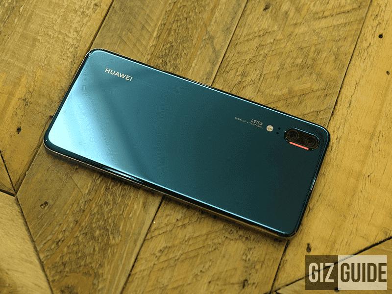The Huawei P20