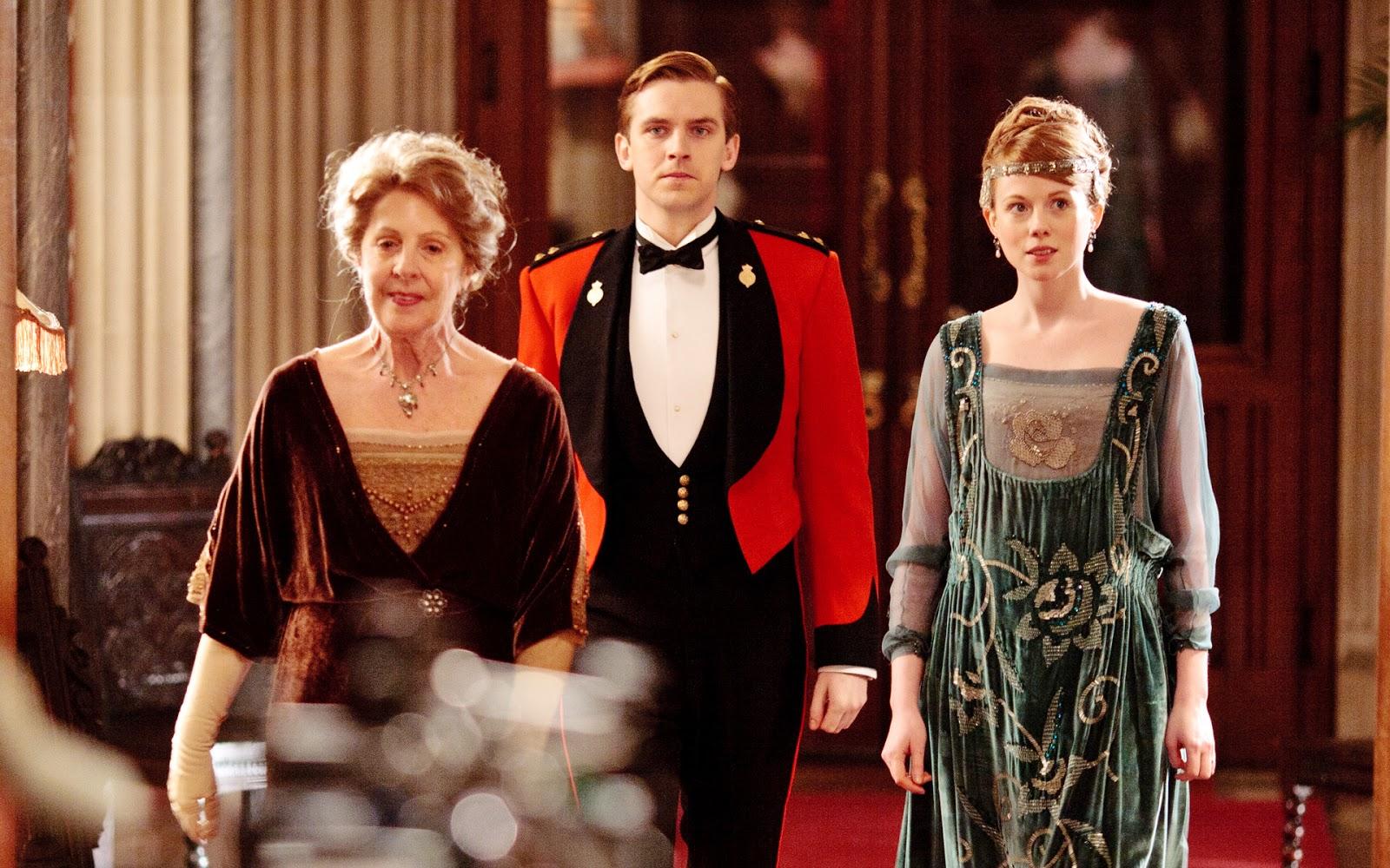 Downton abbey s02 season 2