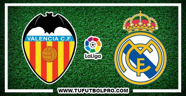 Ver Valencia vs Real Madrid EN VIVO Por Internet Hoy 27 de Enero de 2018