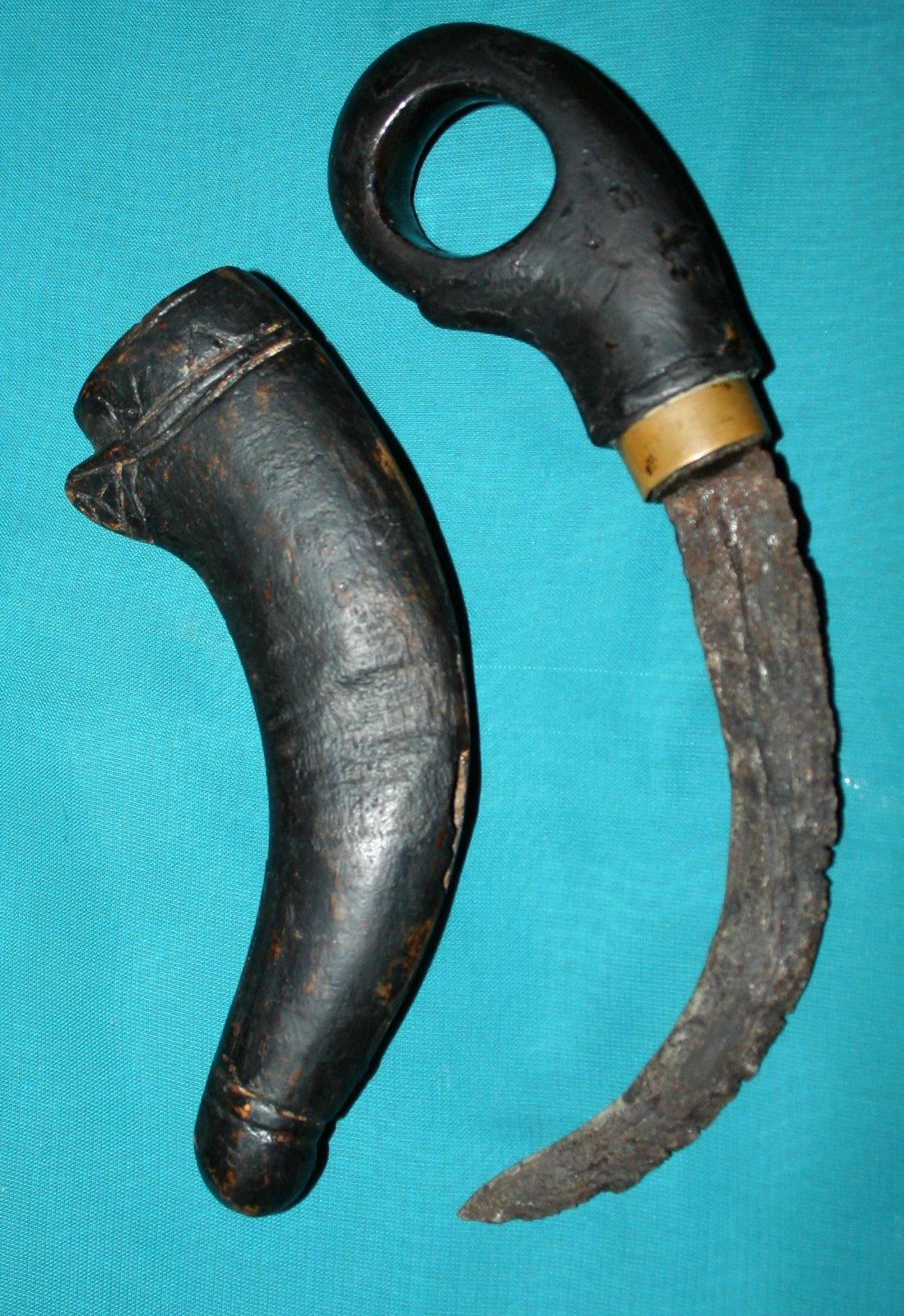 The Weapon Of Karambit Malay Martial Arts Silat