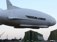 The 92-meter long, 43.5-meter wide Airlander 10 is considered the world's longest aircraft. (Picture Credit:  AFP/Justin Tallis Source:AFP) Click to Enlarge.