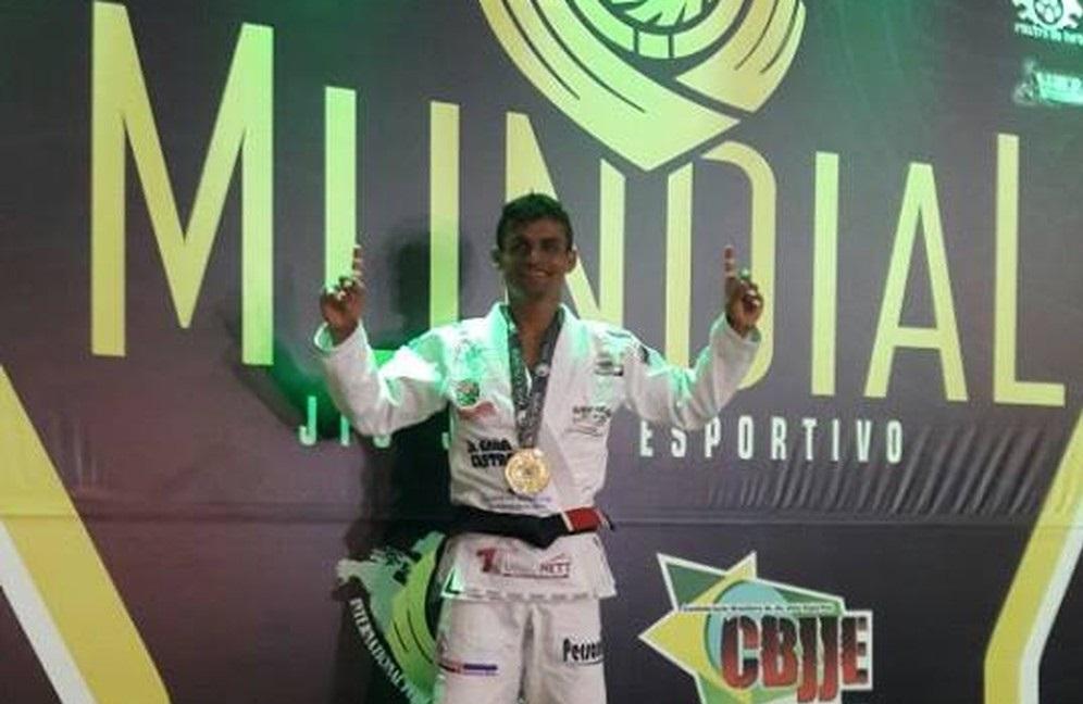Tri-campeão mundial de Jiu-jitsu, Tiago Guma, é assassinado em São Domingos-MA a tiros
