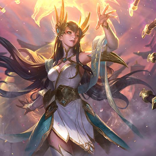 LOL League of Legends Blade Dancer Ai Lilia Wallpaper Engine