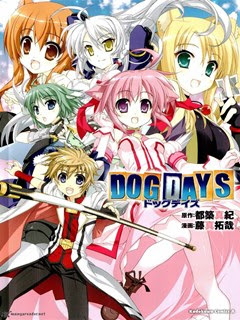 Baixar Dog Days Completo no MEGA
