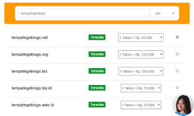 cara mendapatkan domain ,NET gratis di exabytes