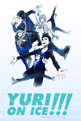 Fathom Events Yuri on Ice in Theaters October 13th
