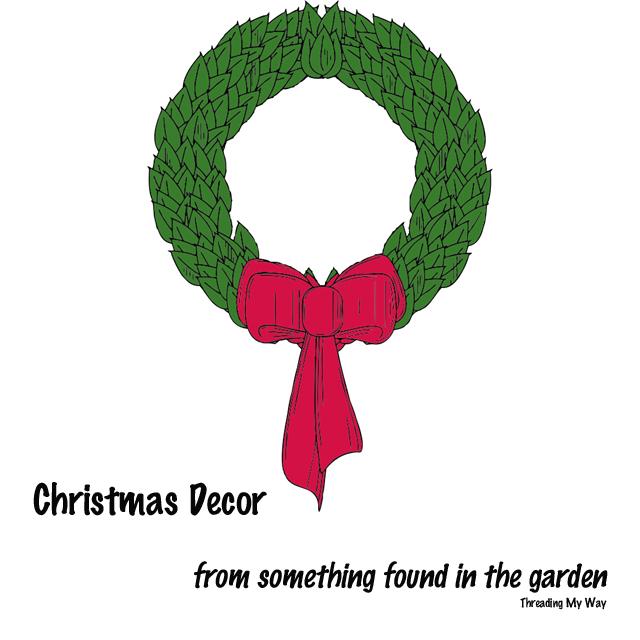 Threading My Way 12 Days Of Christmas Diy Challenges Christmas Decor