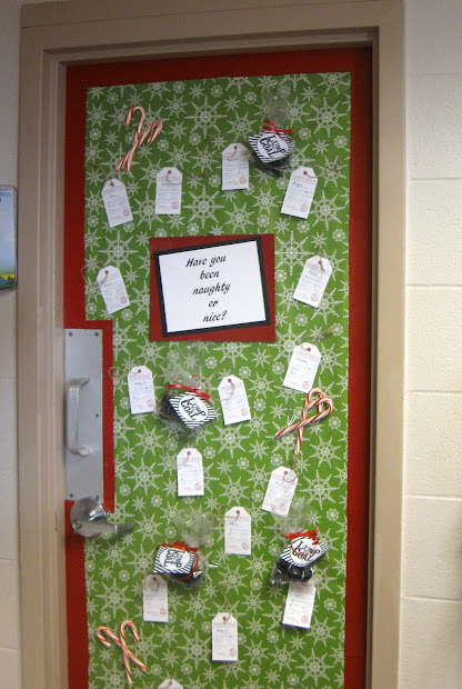 Nursing Home Christmas Door Decorating Ideas