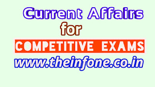 Current Affairs 2019 May 2nd week