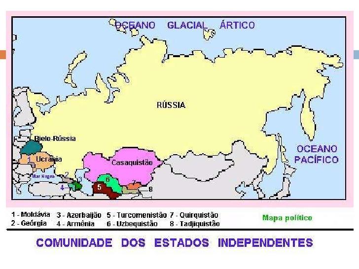 A CEI e as Novas Repúblicas