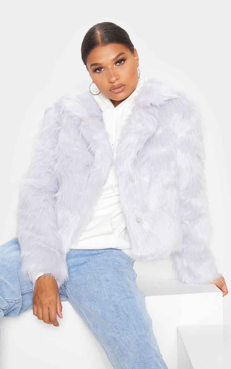 Pretty Little Thing Faux Fur
