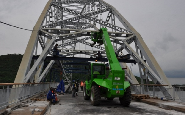 25 million Euros used for rehabilitation of Adomi bridge [Video]