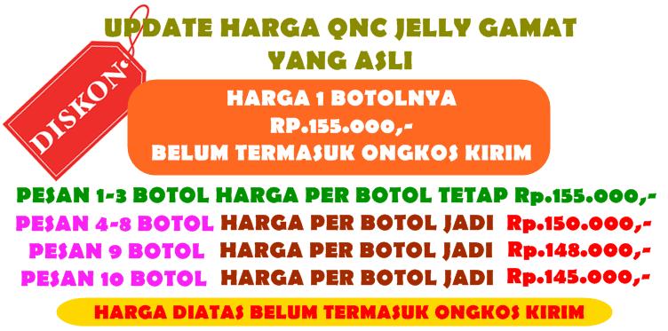 Penjual QnC Jelly Gamat di Magelang