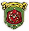 logo lambang cpns pemkot Kota Samarinda