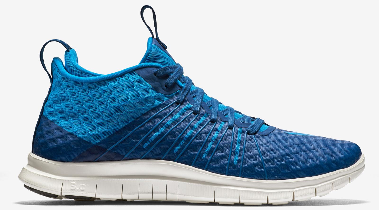Blaue Nike Free Hypervenom 2 FS Sneaker enthüllt - Nur ...