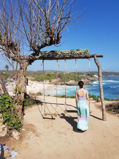 Dream beach-Nusa Lembongan-Bali