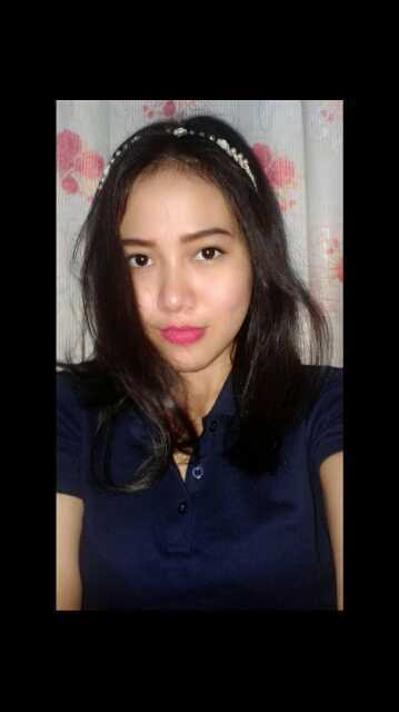cari calon suami terima apa adanya Erika Shafira wanita cantik Jakarta