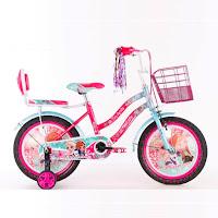 16 michel princess ctb mini sepeda