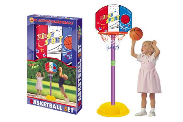 Bộ bóng rổ cho bé hiện nay