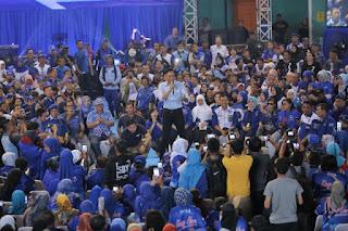Kampanye Nasional Demokrat Kedepankan 14 Prioritas Yang Pro Rakyat