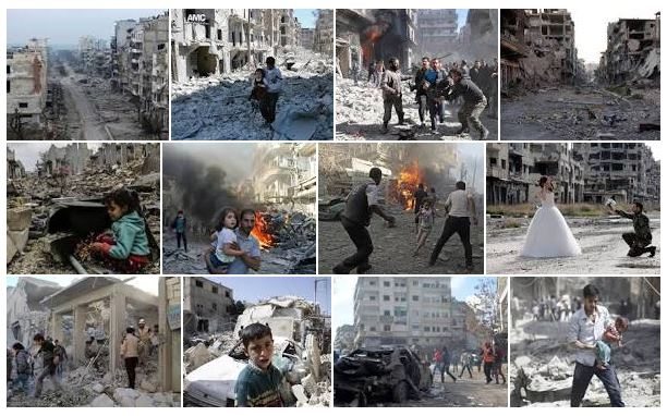 The cause and instigation of the war on Syria