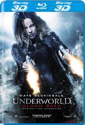 Underworld Blood Wars 2016 BD25 3D Latino