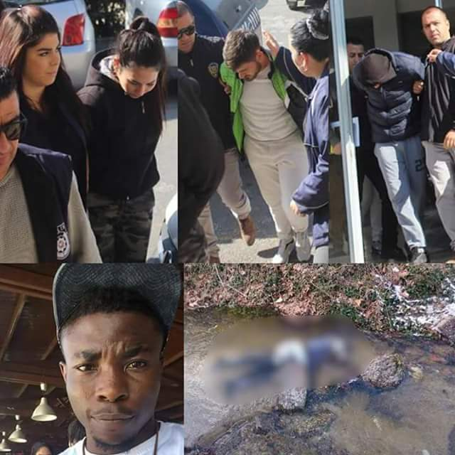 Photos: 28-year-old Nigerian student abducted, brutally beaten and killed by 8 young men in Egypt; body dumped in lake