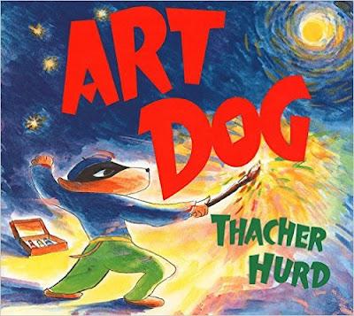 https://www.amazon.com/Art-Trophy-Picture-Books-Paperback/dp/0064434893/ref=sr_1_1?ie=UTF8&qid=1477786918&sr=8-1&keywords=art+dog