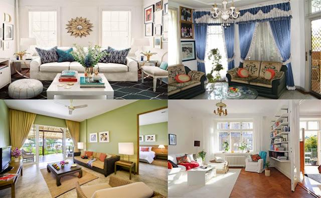 53 Desain Dekorasi Ruang Tamu Minimalis Sederhana