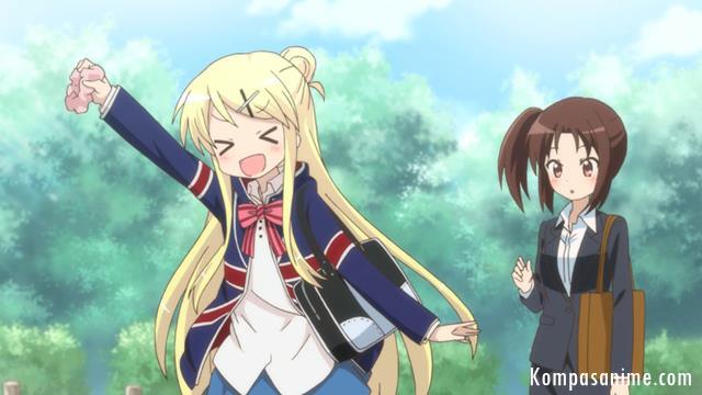 anime comedy yuri terbaik