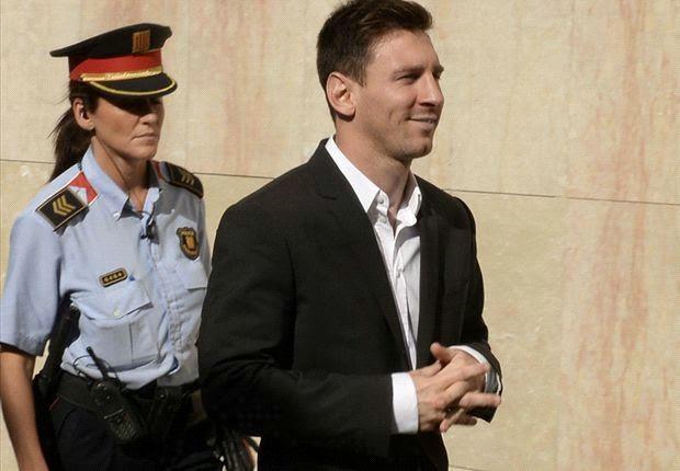 Messi Tidak Membayar Pajak