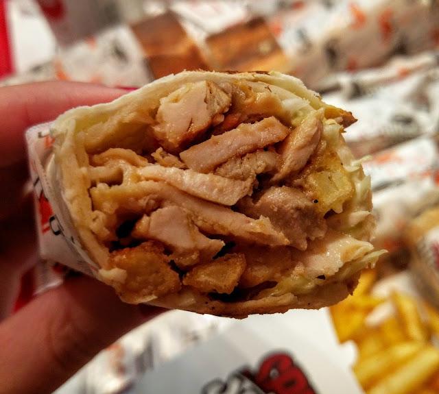 F Dawood Chicken Shawarma's Found a Hom...