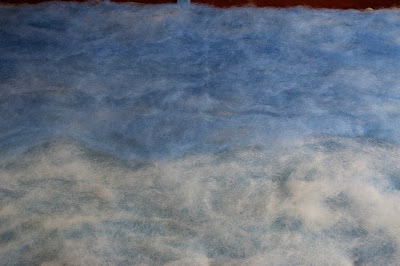 blue wool sky
