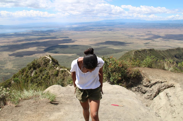 Exclusive Photos Of Muhoho Kenyatta's Hot Girlfriend, She's CS Amina Mohammed's Daughter!