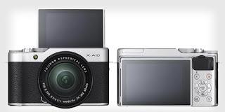 Kamera X-A10, Mirrorless Termurah Fujifilm