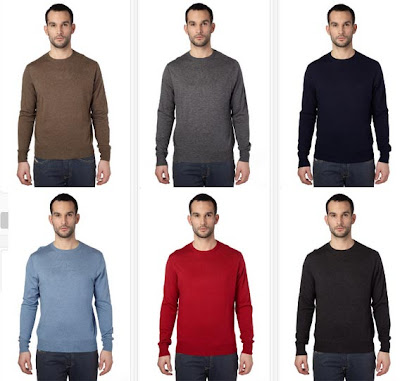jerseis cuelllo redondo