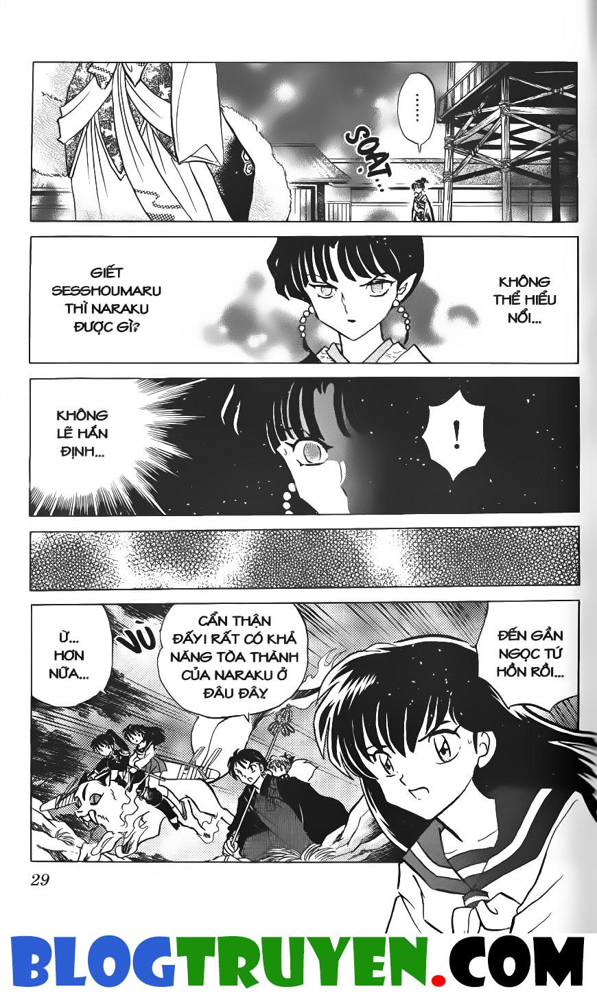Inuyasha vol 23.2 trang 8