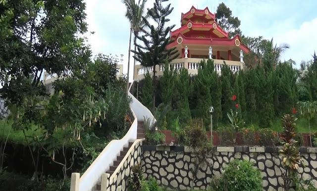 Masjid Pagoda Arsitektur China Wujud Toleransi dan Akulturasi Budaya Di Lombok