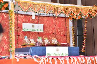 GIRI Fine Arts Inauguration
