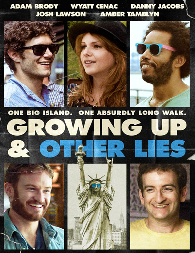 Ver Growing Up and Other Lies (2014) Online