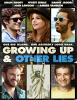 Growing Up and Other Lies (2014) online y gratis