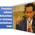 Presiden Jokowi Keluarkan Inpres tentang Revitalisasi SMK