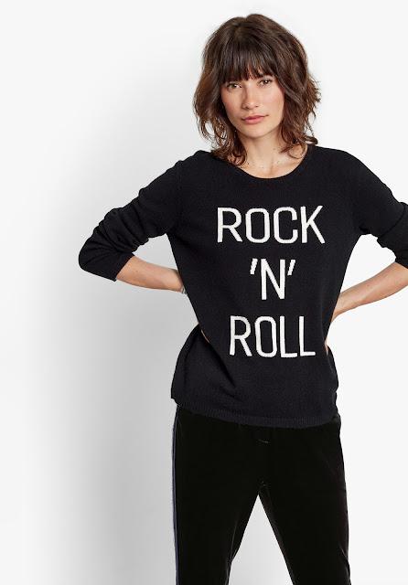 hush roxie cashmere jumper
