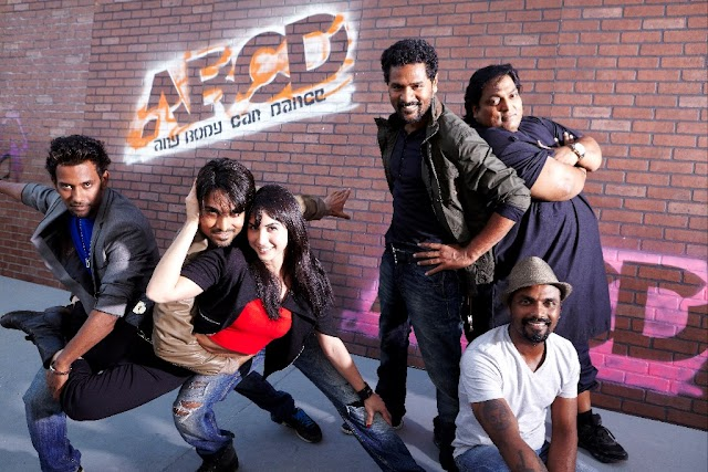 BEZUBAAN LYRICS-ABCD (ANY  BODY CAN DANCE)