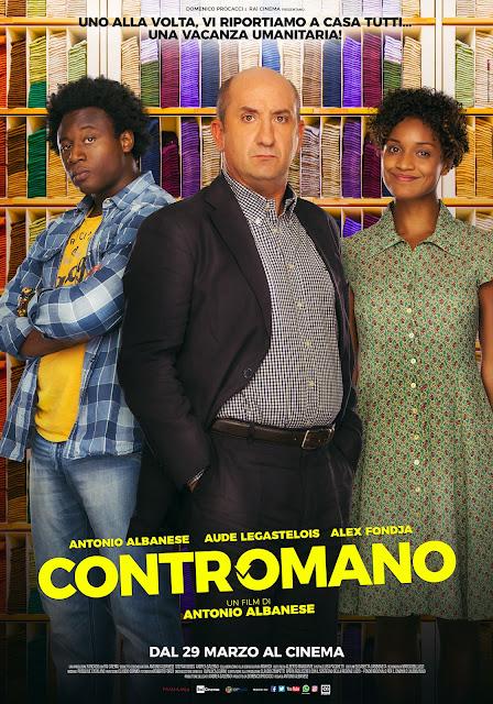 Contromano Poster Film