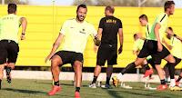 Η αποστολή των παικτών της ΑΕΚ για το ματς με την Αναγέννηση Καρδίτσας